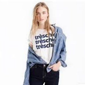 Soft J.Crew treschic Shirt, Top Women's XS